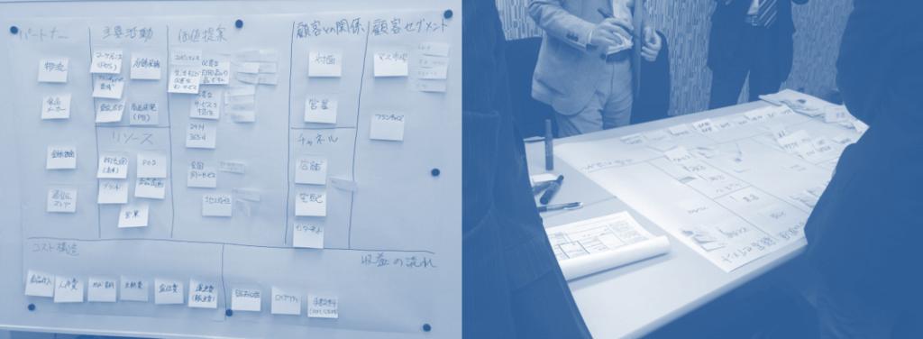 ビジネスモデル設計演習